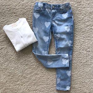 GAP Girls Stretch Super Skinny Jeans